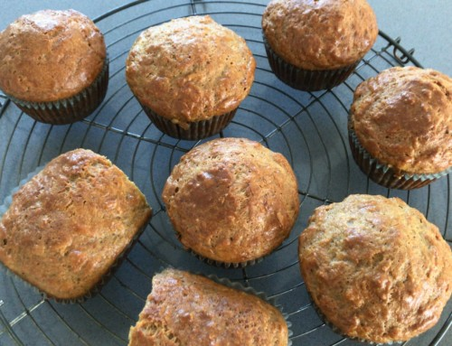Carrot Cake ontbijtmuffins